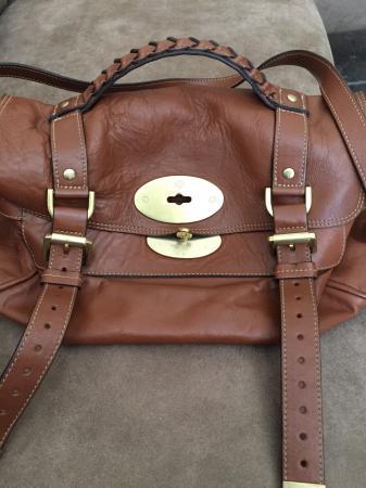 Genuine Mulberry Alexa Bag