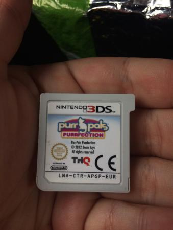 3DS GAME Purr Pals Purrfection For Sale In Boston Britain