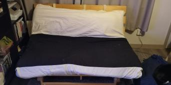 Ikea Sofa Bed Used Second Hand Household Furniture Buy And Sell