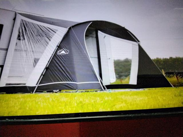 Preview of the first image of Sunncamp Swift Canopy 390.