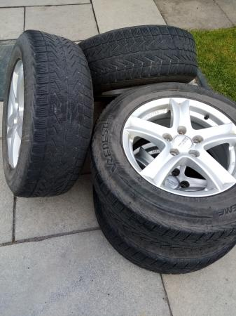 Image 6 of Winter Tyres and Wheels