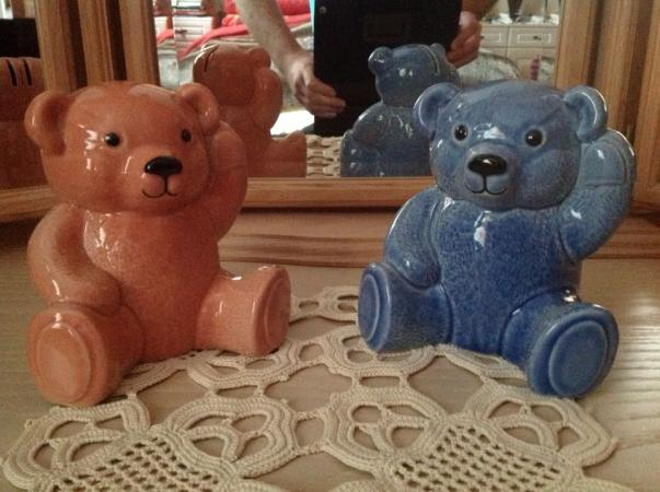 Image 2 of Wade Teddy Bear Money Boxes