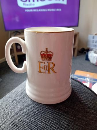 Image 2 of CORONATION OF QUEEN ELIZABETH ll JUNE 2ND 1953 MUG.