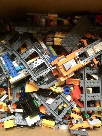 Image 3 of Large Box of Mixed Lego