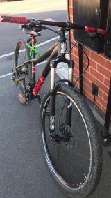 Men's Voodoo bike - £300