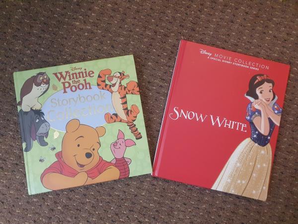 Image 3 of 7 Disney story books