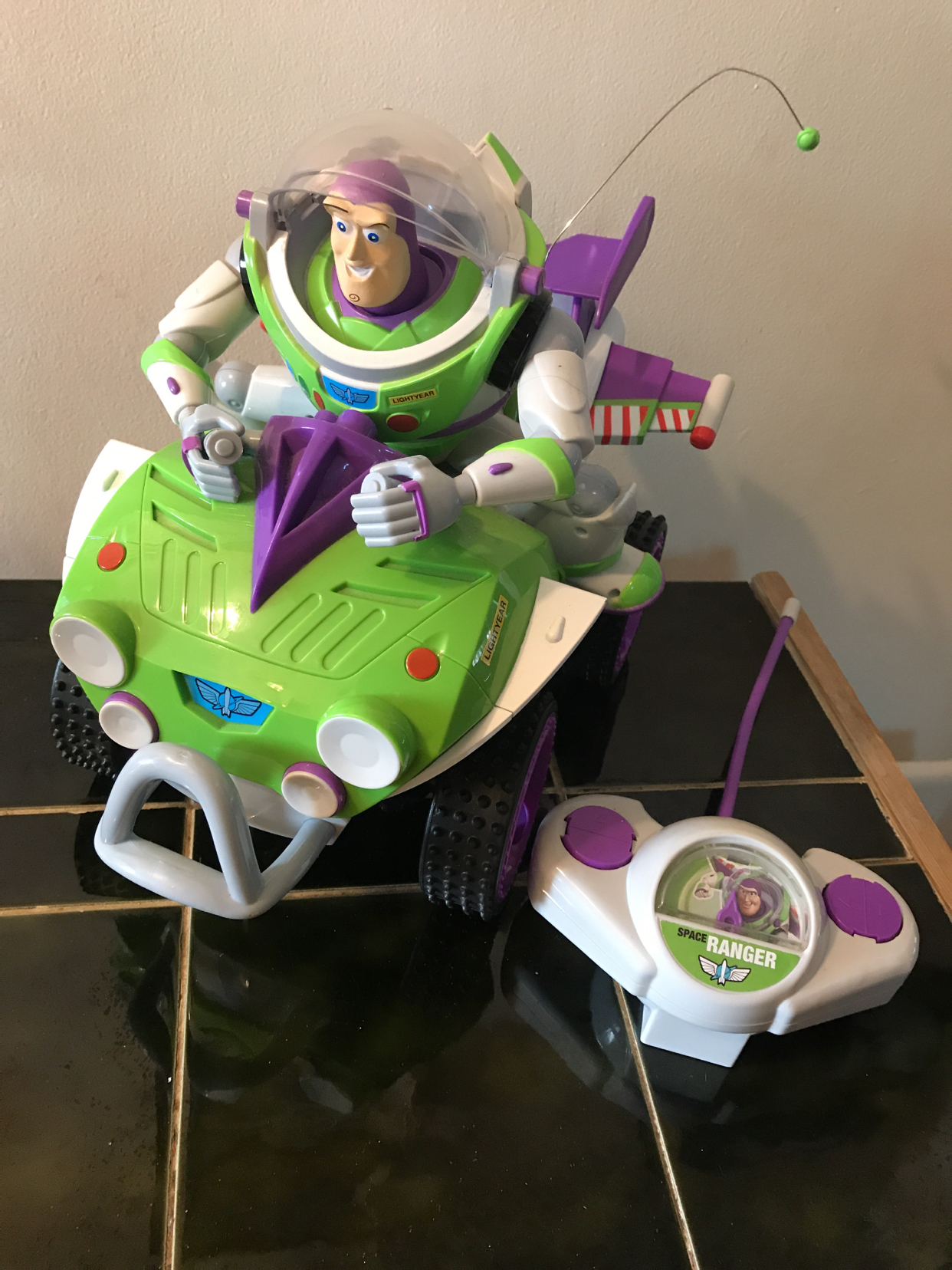 Bud Light Year Remote Controlled Car
