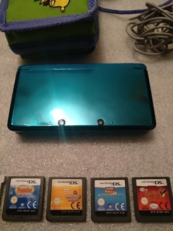 Image 2 of Nintendo 3DS with Games Excellent Condition