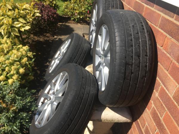 Image 3 of Mazda 6 set of 4x wheels