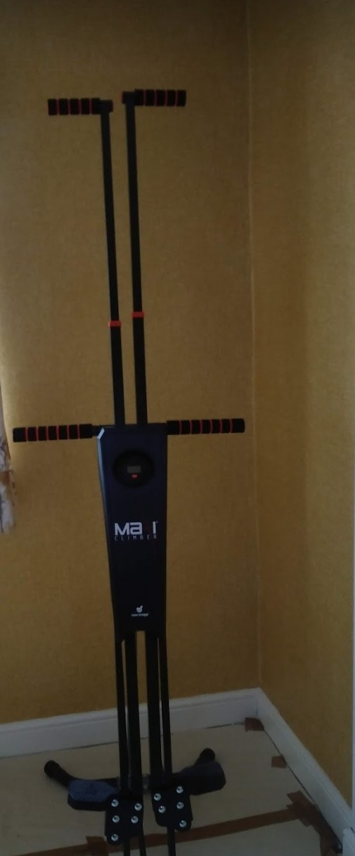 Preview of the first image of maxi climber stepper.
