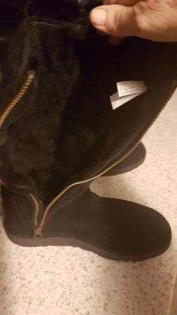 Image 2 of ugg boots size 4.5