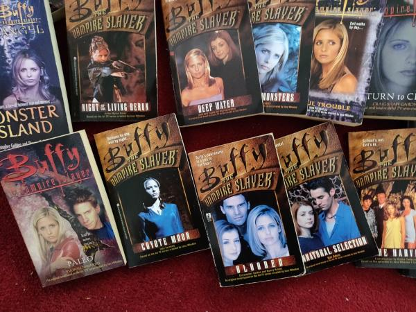 Image 11 of Buffy the Vampire Slayer Collection bundle