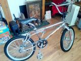 bmx. retro old school vw camper accessory - £130 ono