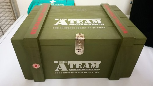 The A Team Complete Dvd Collection For Sale In Swansea Preloved