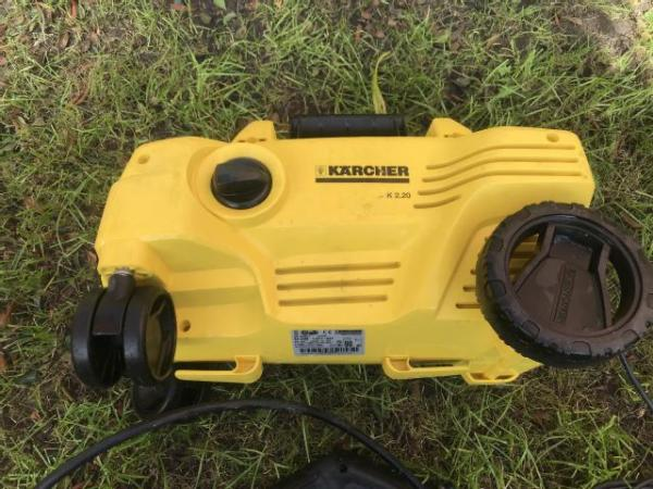 Image 2 of Karcher Jet Wash (working Model 2.20) - Machine ONLY
