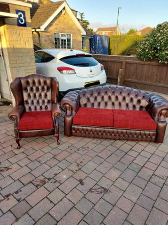 Image 5 of Chesterfield sofa