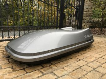 Roof Box Used Car Accessories Buy And Sell Preloved