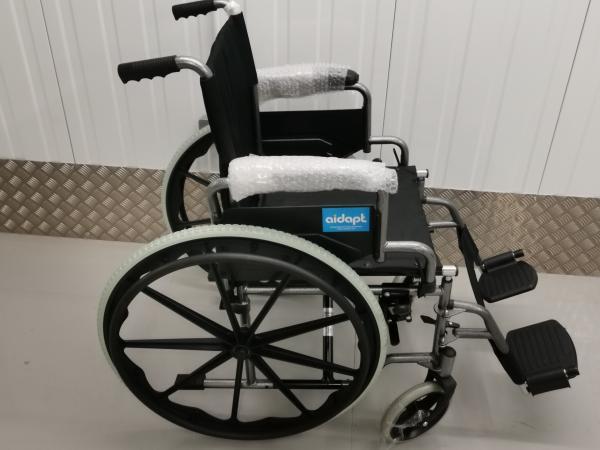 Image 1 of **Brand new** self propel wheelchair** brand aidapt**