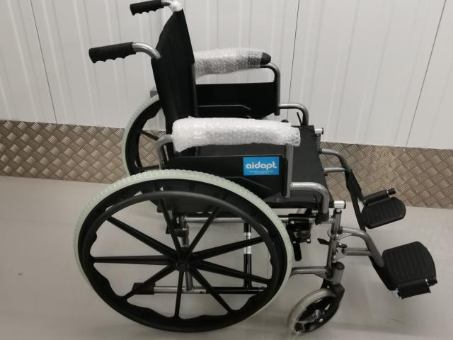 Preview of the first image of **Brand new** self propel wheelchair** brand aidapt**.