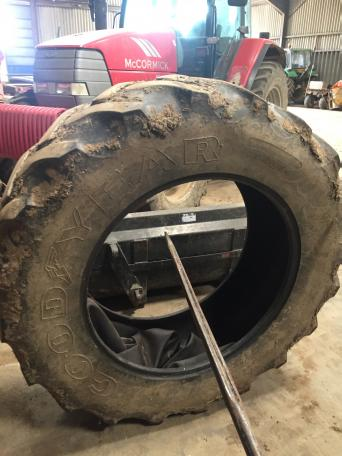 used tractor tyres - Used Industrial Equipment | Preloved