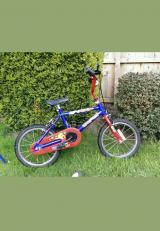 Childrens Raleigh bike (Age range 2-4yrs) - £15 no offers