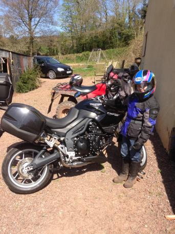 Triumph Tiger Motorcycle Used Motorbikes For Sale Preloved