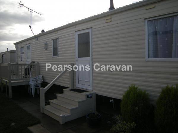 Image 2 of Caravan For Hire - California Cliffs, Gt Yarmouth, Norfolk