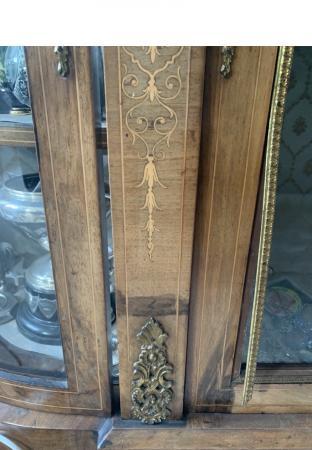 Image 2 of Antique credenza