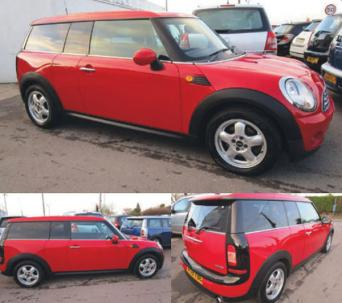 Mini Clubman Used Mini Cars Buy And Sell Preloved