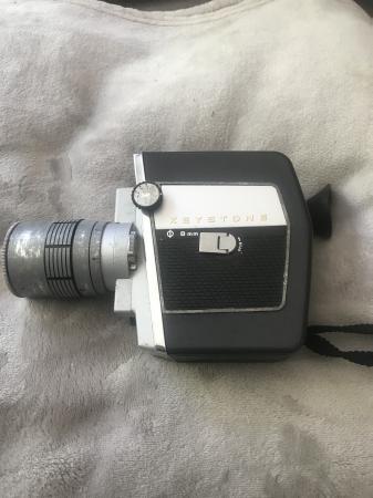 Keystone K12 8mm camera