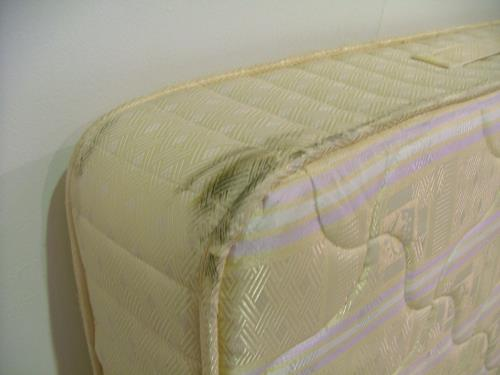 Image 3 of Re-Used Double Mattress