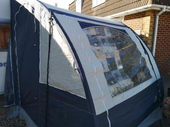 porch awning - Used Caravan Accessories, Buy and Sell | Preloved