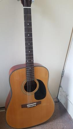 Image 1 of STAGG ACOUSTIC GUITAR