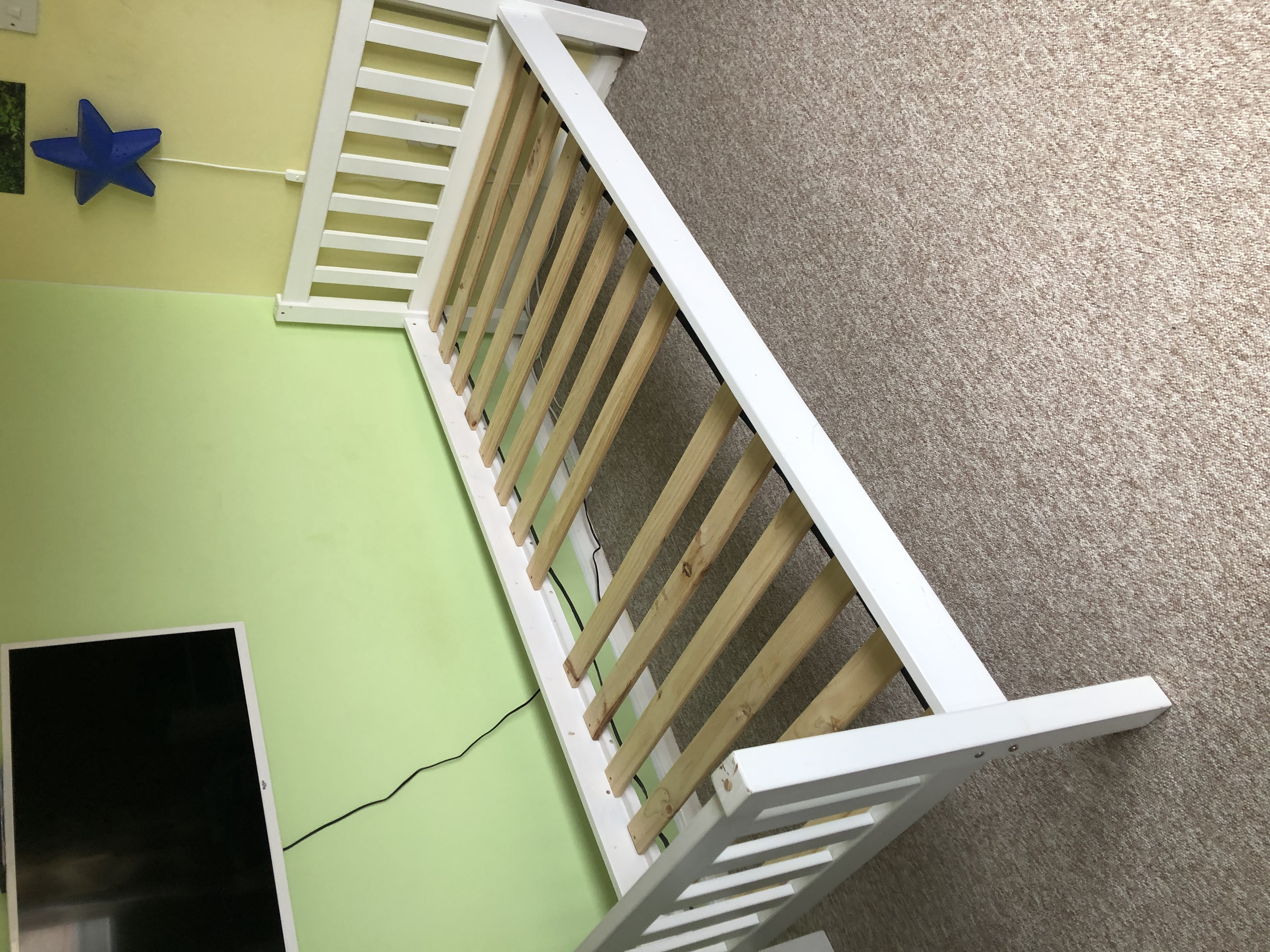 single bed frame second hand beds bedding buy and sell preloved rh preloved co uk
