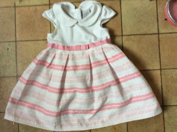 Image 1 of Jasper Conran Baby Dress 9 - 12 months