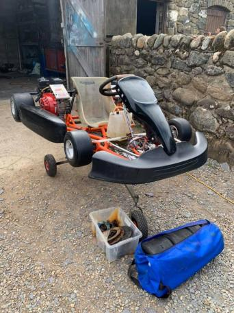 second hand go karts - Second Hand Go Karting Kit and