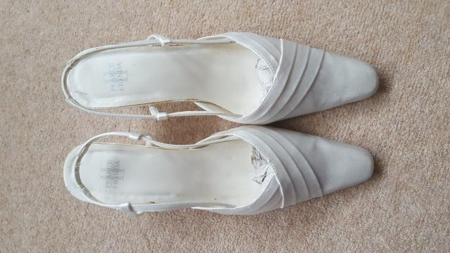 Preview of the first image of wedding/bridesmaid shoes.