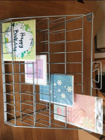 Second Hand Greeting Card Stands Local Classifieds Preloved