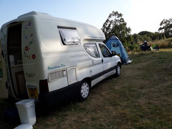 Romahome Duo Campervan For Sale In Sandown Isle Of Wight