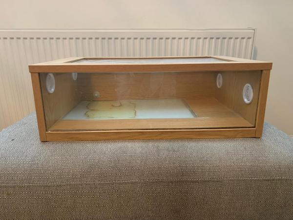 Image 2 of 1 vivarium £10