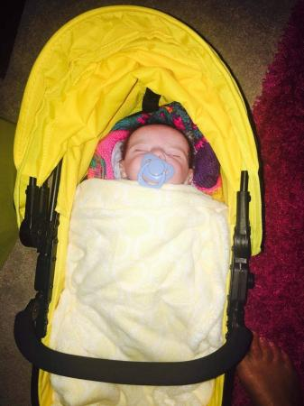Image 4 of Reborn doll and clothes bundle