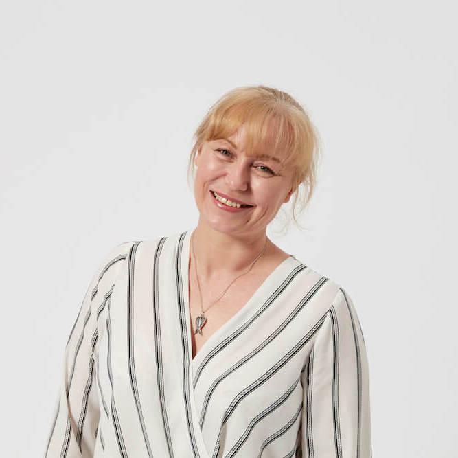Tina Hidderley
