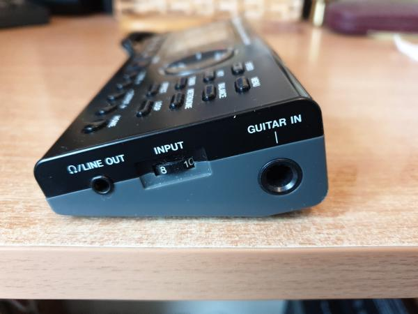 Image 2 of Tascam GB- 10 Linear PCM Guitar Trainer.