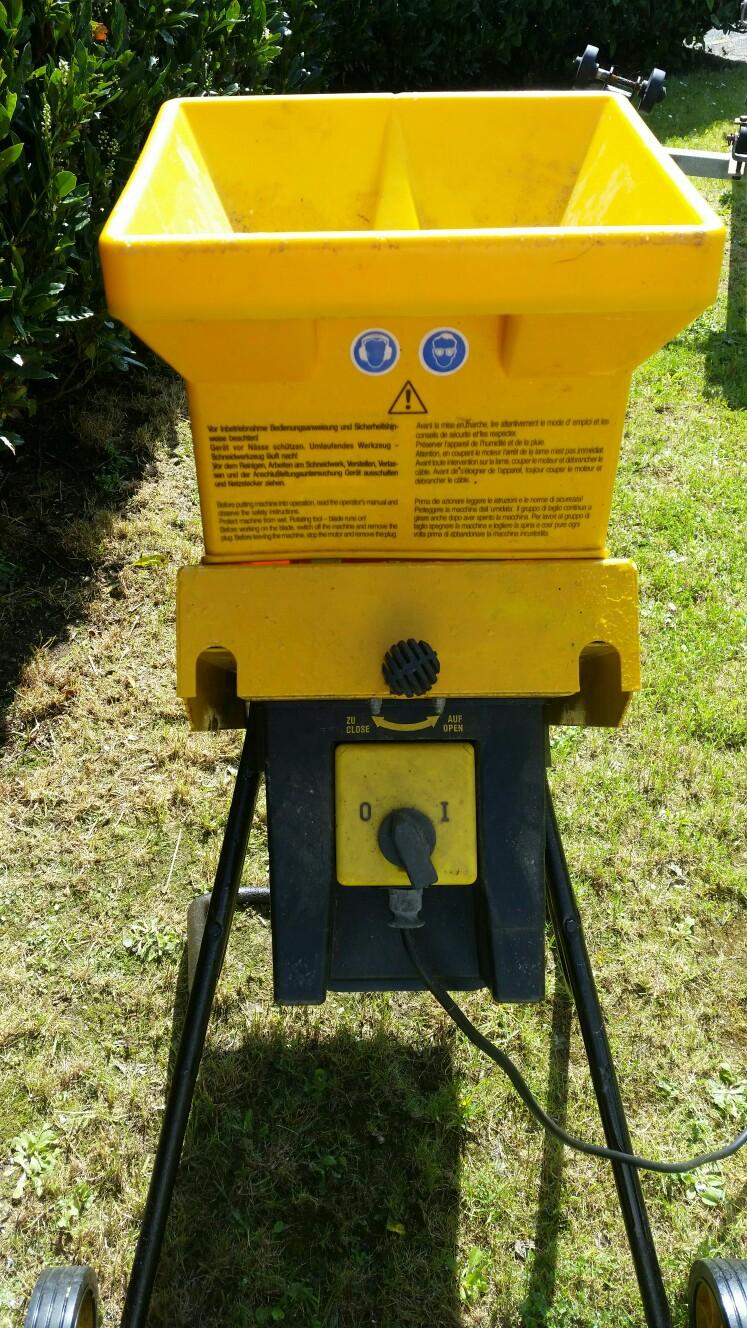 AL KO Garden Shredder H1600 Dynamic for sale  Plymouth
