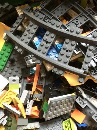 Image 2 of Large Box of Mixed Lego