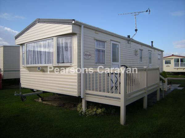 Image 1 of Caravan For Hire - California Cliffs, Gt Yarmouth, Norfolk